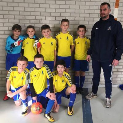 Futsal à Plélo 2018