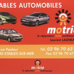 Motrio Etables Automobile